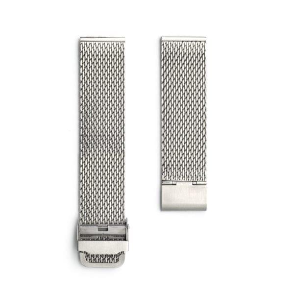Kiber 22mm Mesh horlogeband